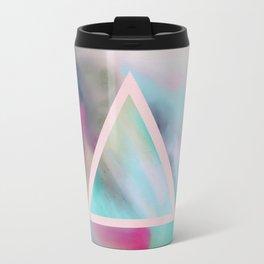 Rose Triangle Manifestation Travel Mug