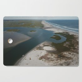 Lea-Hutaff Island | Rich's Inlet | Wilmington NC Cutting Board