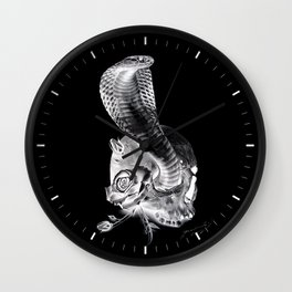 COBRA 1 Wall Clock