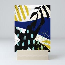 tropical vibes lll Mini Art Print