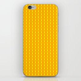 Gold Bar by Qixel iPhone Skin