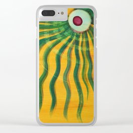 Cyclopus Clear iPhone Case