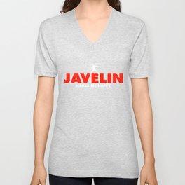 Javelin Shirt Unisex V-Neck