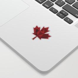 O Canada Sticker