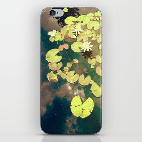 Sky Dance iPhone & iPod Skin