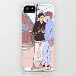 city boys iPhone Case