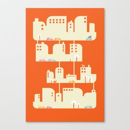 Home Canvas Print