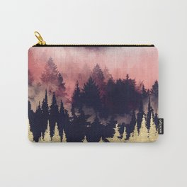 Evening Glow Carry-All Pouch
