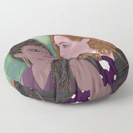 Sense 8 - Amanita and Nomi Floor Pillow