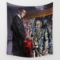 Dorian Gray Revisited Wall Tapestry