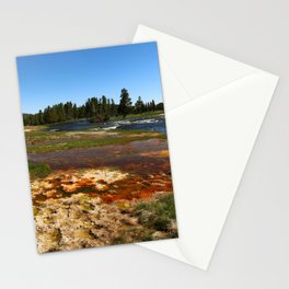 Firehole River Colors Stationery Cards