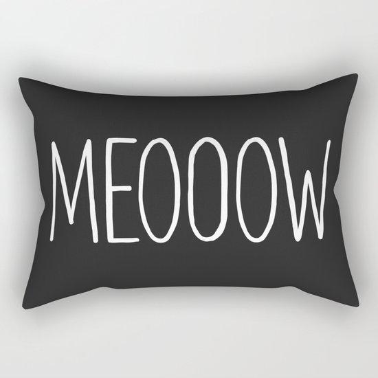 MEOOOW Rectangular Pillow