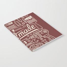 Make Handmade - Red Notebook