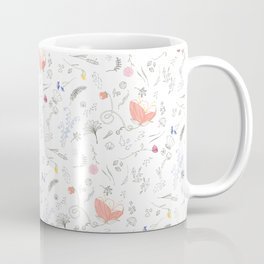 Woodland Wonders (lemon creme) Coffee Mug
