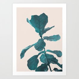 Young Plant Art Print