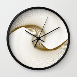 Full vision. Wall Clock