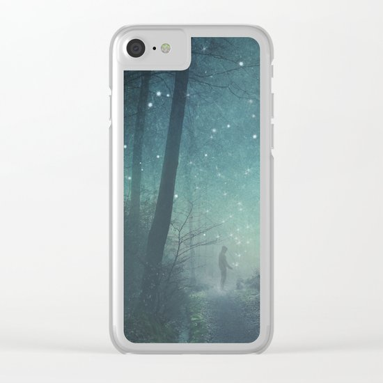 dReamCollector Clear iPhone Case