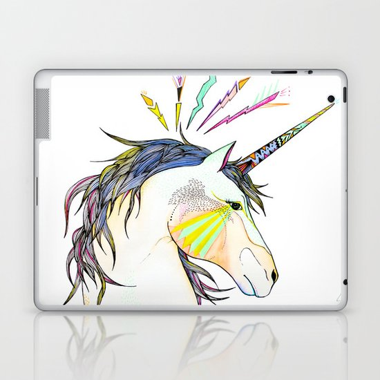 Unicorn Laptop & iPad Skin