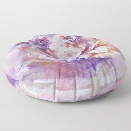 Purple Rat Floor Pillow