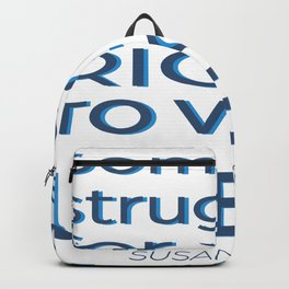 USE IT Backpack