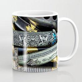 Cutting Weapon Coffee Mug