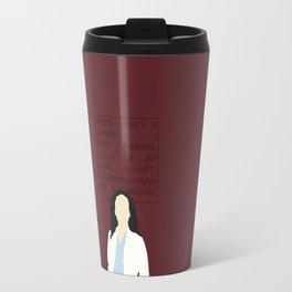 Greys Anatomy: Cristina Yang Travel Mug