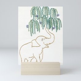 Word Association - Nourishment Mini Art Print
