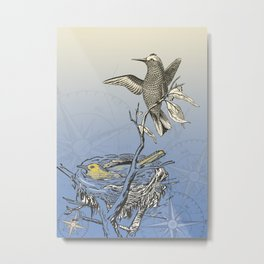 Navigators Metal Print
