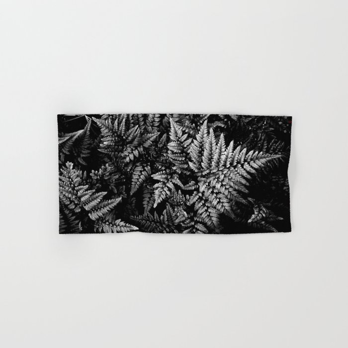 Forest Ferns Hand & Bath Towel
