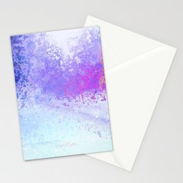 Trapped in Winter Neverend Stationery Cards