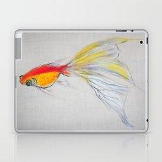 Goldfish Pond (close up#1) Laptop & iPad Skin
