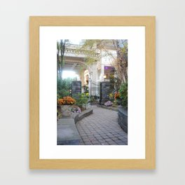 Marigold Gates Framed Art Print