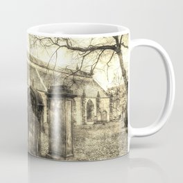 Greyfriars Kirk Edinburgh Vintage Coffee Mug