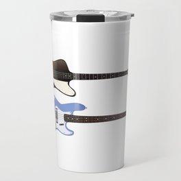 Totally bassed Travel Mug