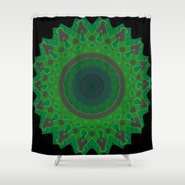 Mandala 29 Shower Curtain