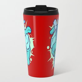 Cold-Hearted And Venomous Travel Mug
