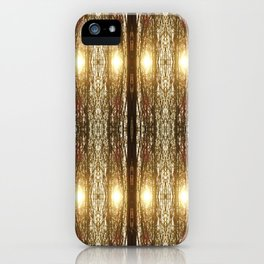 ForestGlow iPhone Case