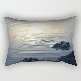 Second step between heaven and hell Rectangular Pillow