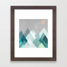 Graphic 107 X Framed Art Print