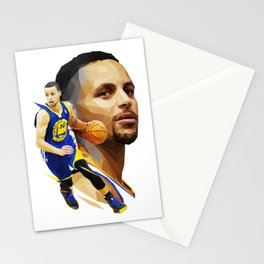 Curry lowpoly v2a Stationery Cards