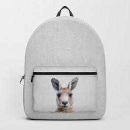 Kangaroo - Colorful Backpack