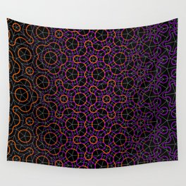 Penrose X-rayed Wall Tapestry