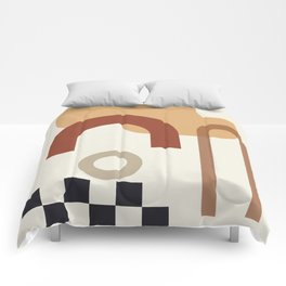 // Shape study #23 Comforters