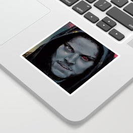 mad boi Sticker