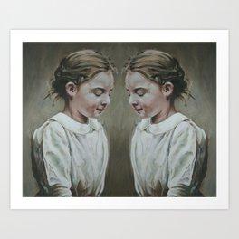 shared memories Art Print