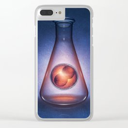 Embryogenesis Clear iPhone Case