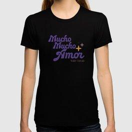 Mucho mucho amor T-shirt