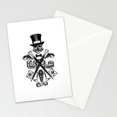 SEÑOR CALAVERA Stationery Cards