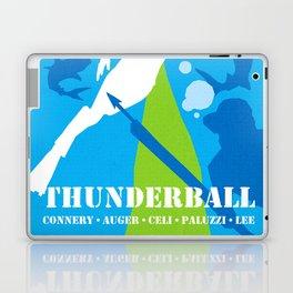 James Bond Golden Era Series :: Thunderball Laptop & iPad Skin