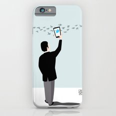 Serial Twitter iPhone 6s Slim Case